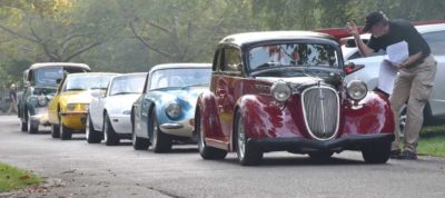 Classic car shows need to rev up their social media