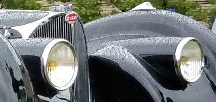 Double Wins for Bugatti Show Cars