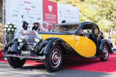 Four concours shows cancel in 2018, while two make their debut