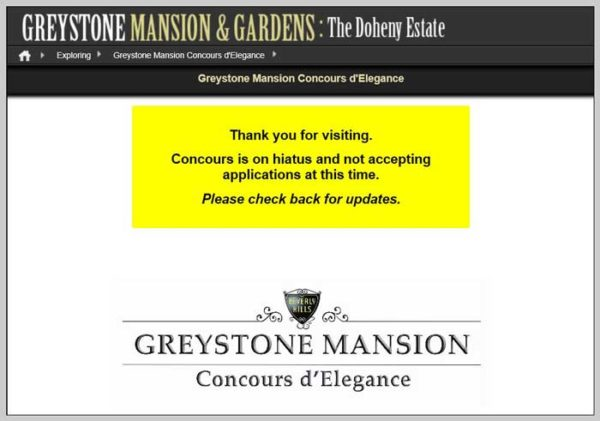 Greystone-concours-delegance-cancelled